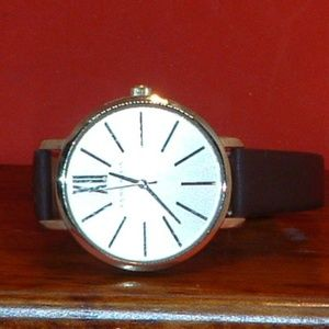 Anne Klein Big Face AK/1538 Dress Watch